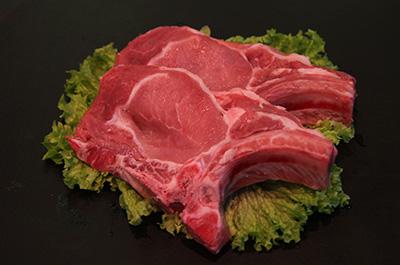 Vers varkensvlees
